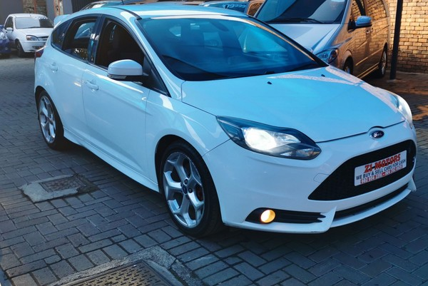 2013 Ford Focus 2.0 Gtdi St1 5dr  North West Province Brits_0