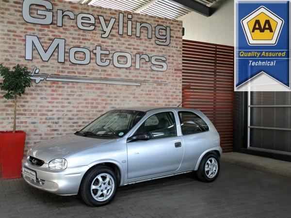2007 Opel Corsa Lite 1.4i  Gauteng Pretoria_0