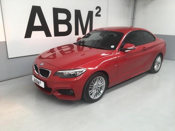 2016 BMW 2 Series 228i M Sport Auto Gauteng Midrand_0