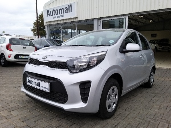 2020 Kia Picanto 1.0 Start Eastern Cape East London_0