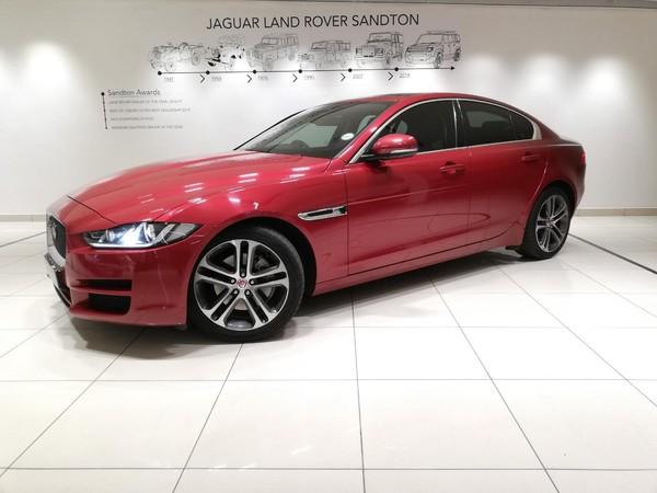 2018 Jaguar XE 2.0D Portfolio Auto Gauteng Rivonia_0