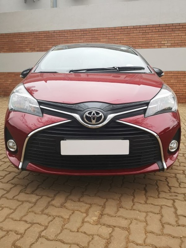 2017 Toyota Yaris 1.0 5-Door Limpopo Louis Trichardt_0
