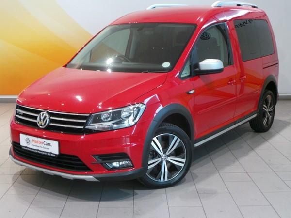 2017 Volkswagen Caddy Alltrack 2.0 TDI Western Cape Parow_0