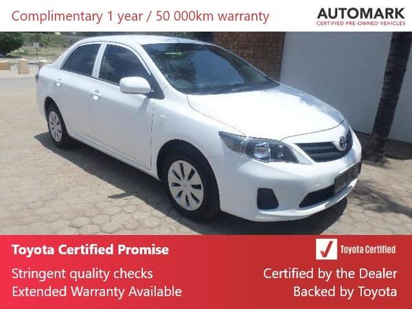 2020 Toyota Corolla Quest 1.6 Auto Limpopo Messina_0