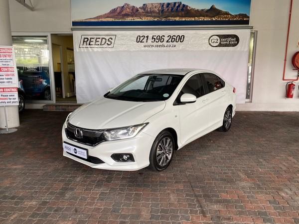 2019 Honda Ballade 1.5 Elegance CVT Western Cape Bellville_0