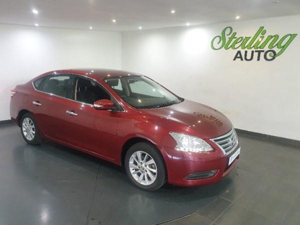2013 Nissan Sentra 1.6 Acenta CVT Gauteng Pretoria_0