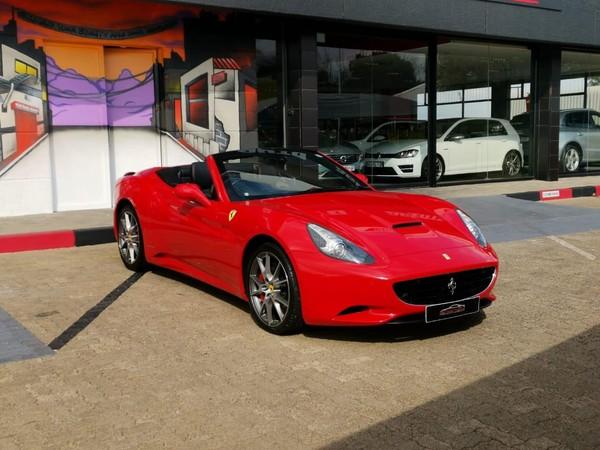 2012 Ferrari California  Gauteng Sandton_0