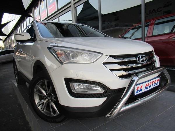 2013 Hyundai Santa Fe 2.2 Crdi At 4x4  Gauteng Randburg_0
