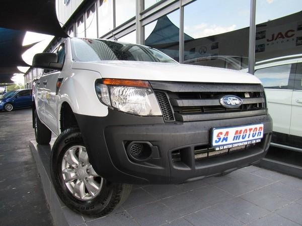 2014 Ford Ranger 2.2tdci Xl Pu Dc  Gauteng Randburg_0