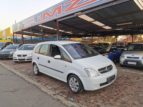 2006 Opel Meriva 1.6 Enjoy  Gauteng Benoni_0