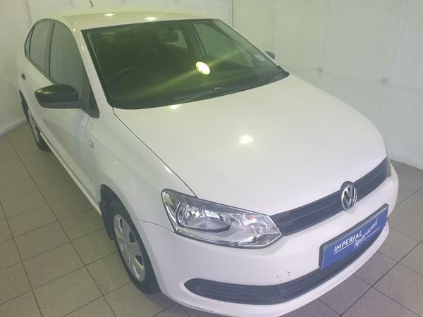 2012 Volkswagen Polo 1.6 Trendline  Western Cape Paarden Island_0