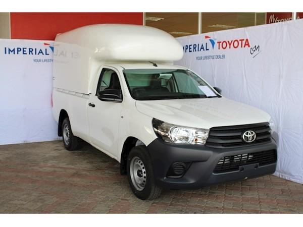 2020 Toyota Hilux 2.4 GD AC Single Cab Bakkie Gauteng Johannesburg_0