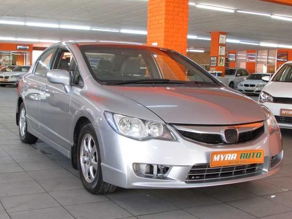 2007 Honda Civic 1.8 Lxi At  Western Cape Cape Town_0