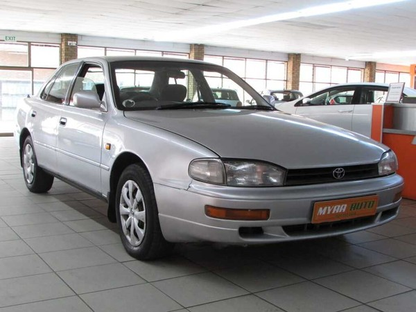 1994 Toyota Camry 200 Si  Western Cape Cape Town_0
