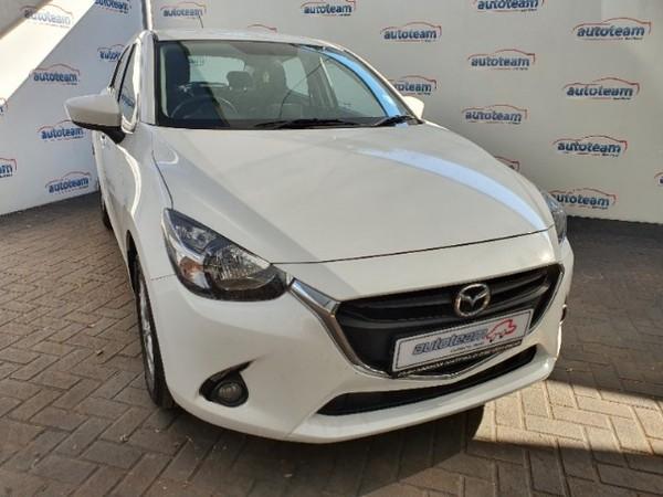 2016 Mazda 2 1.5 Dynamic 5-Door Gauteng Boksburg_0