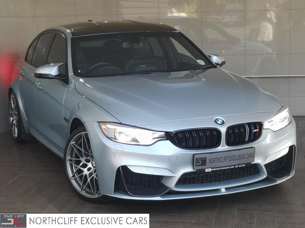 2016 BMW M3 COMPETITION PACK AUTO Gauteng Randburg_0