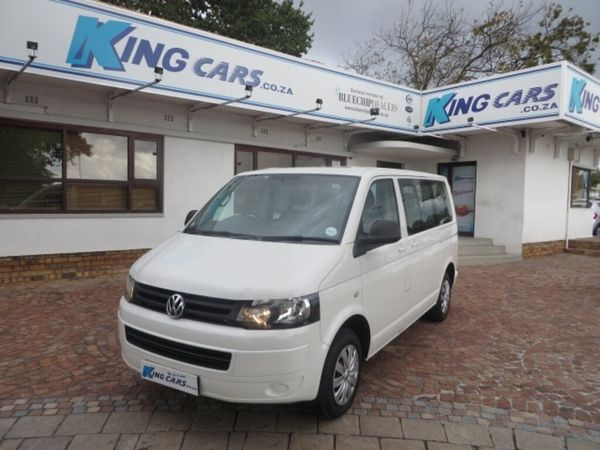 2014 Volkswagen Kombi 2.0 Tdi 75kw Base  Western Cape Bellville_0