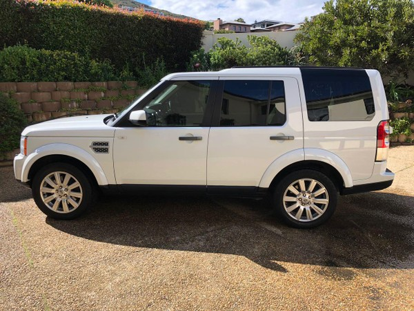 2013 Land Rover Discovery 4 3.0 Tdv6 Se  Western Cape Plumstead_0