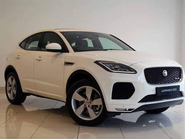 2019 Jaguar E-Pace 2.0D SE 177KW Western Cape Goodwood_0