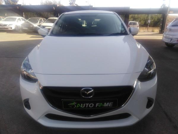 2018 Mazda 2 1.5 Dynamic Auto 5-Door Gauteng Johannesburg_0