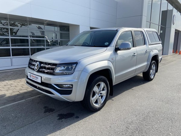 2018 Volkswagen Amarok 2.0 BiTDi Highline Plus 132kW Auto Double Cab Bakk Eastern Cape Port Elizabeth_0