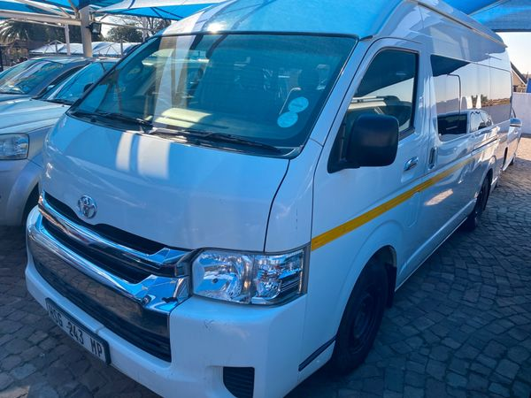 2015 Toyota Quantum 2.5 D-4d 14 Seat  Gauteng Boksburg_0