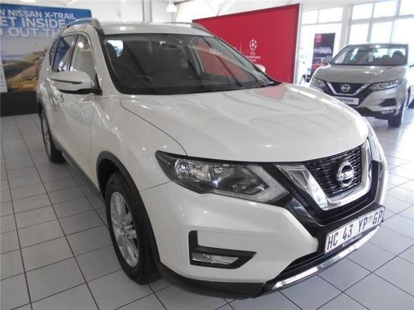 2018 Nissan X-Trail 2.5 Acenta 4X4 CVT Western Cape Cape Town_0