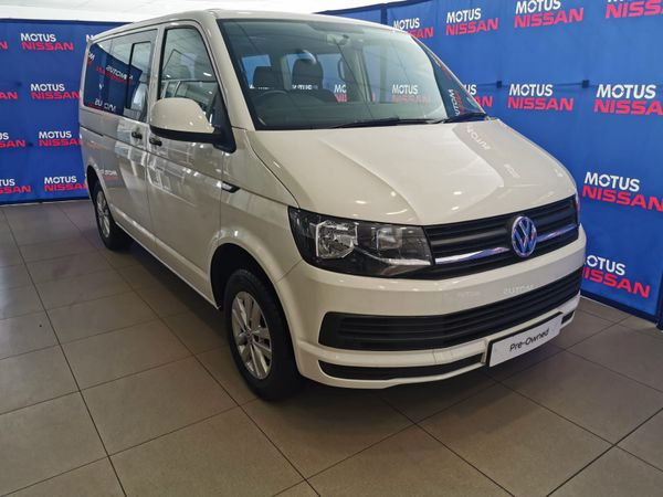 2018 Volkswagen Transporter T6 KOMBI 2.0 TDi DSG 103kw Trendline Plus Western Cape Parow_0