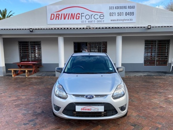 2010 Ford Figo 1.4 Ambiente  Western Cape Wynberg_0