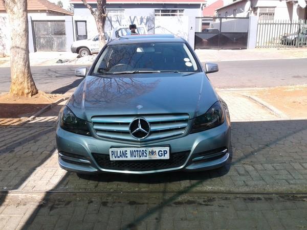 2013 Mercedes-Benz C-Class C200 Cdi Elegance At  Gauteng Johannesburg_0