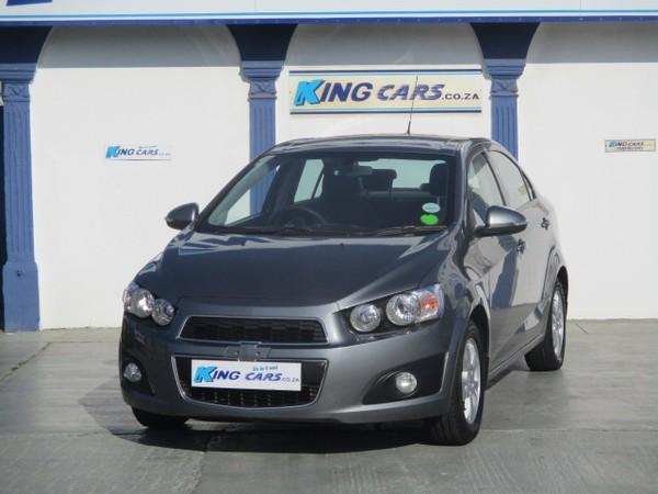 2014 Chevrolet Sonic 1.6 Ls  Eastern Cape Port Elizabeth_0
