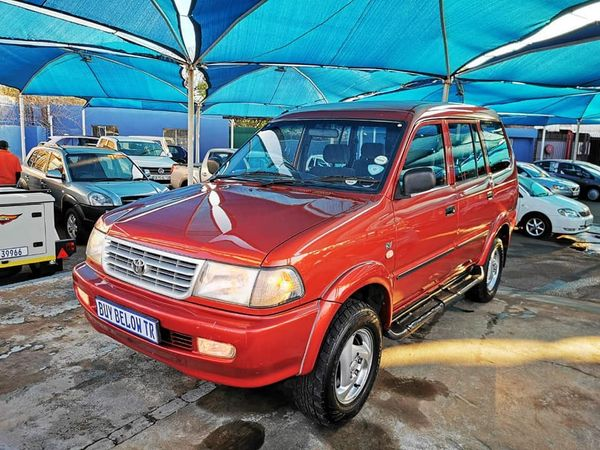2001 Toyota Condor 2400i 4x4 Rv  Gauteng Centurion_0