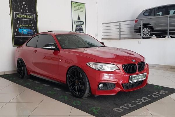 2015 BMW 2 Series 220D M Sport Auto Gauteng Pretoria_0