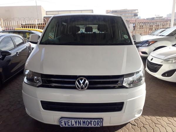 2013 Volkswagen Kombi 2.0 TDi DSG 103kw Comfortline Gauteng Johannesburg_0