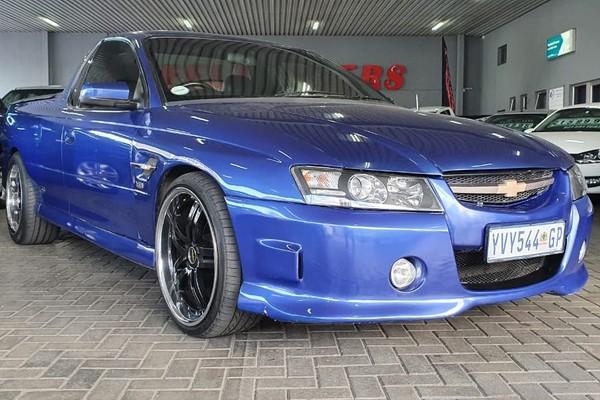 2007 Chevrolet Lumina Ss 6.0 Ute Pu Sc  Western Cape Parow_0