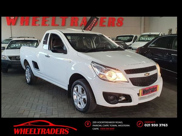 2015 Chevrolet Corsa Utility 1.4 Sport Pu Sc  Western Cape Parow_0