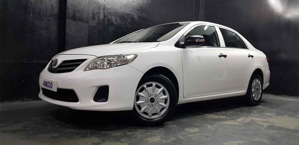 2011 Toyota Corolla 1.3 Impact  Gauteng Benoni_0