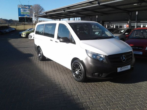 2018 Mercedes-Benz Vito 114 2.2 CDI Tourer Pro Auto Gauteng Roodepoort_0
