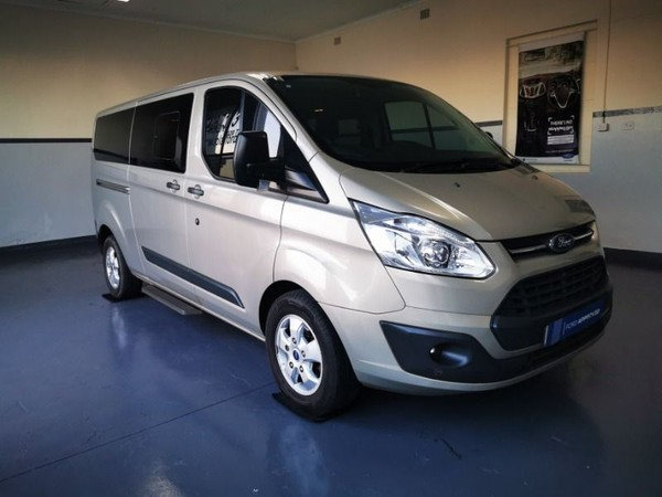 2017 Ford Tourneo 2.2D Trend LWB 92KW Western Cape Riversdale_0