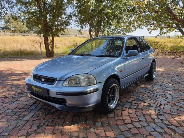 1997 Honda Civic 160i Luxline At  North West Province Rustenburg_0