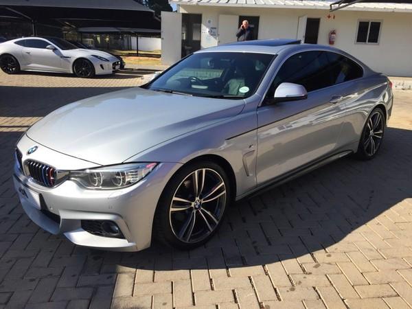 2016 BMW 4 Series 420i M SPORT COUPE AUTOMATIC Gauteng Sandton_0