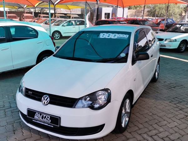 2012 Volkswagen Polo Vivo 1.6 Gt 3dr Gauteng De Deur_0