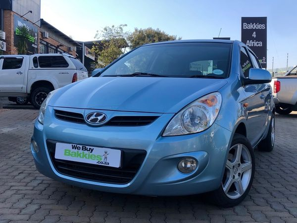 2012 Hyundai i20 1.4  Gauteng Centurion_0