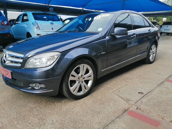 2010 Mercedes-Benz C-Class C180k Be Classic At  North West Province Rustenburg_0