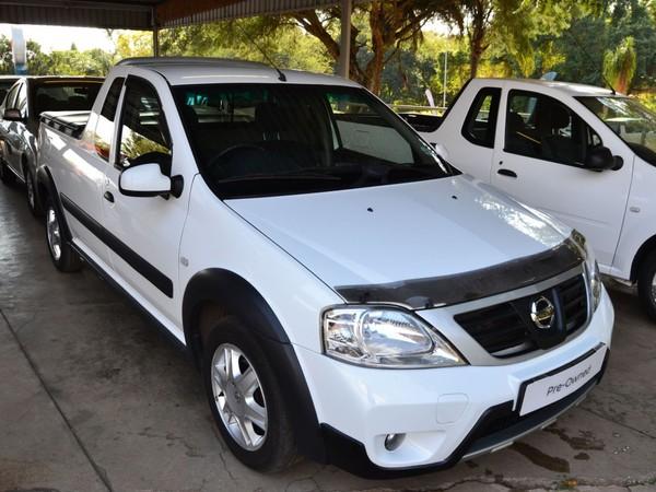 2014 Nissan NP200 1.5 Dci Se Pusc  Mpumalanga Barberton_0