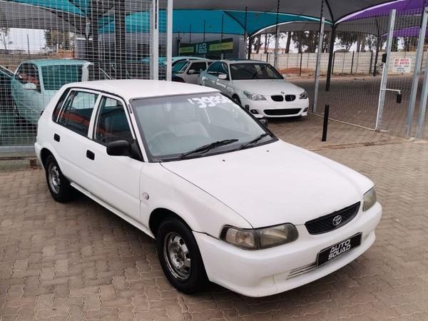 2001 Toyota Tazz 130  Gauteng De Deur_0