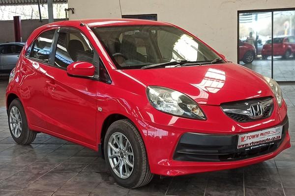 2013 Honda Brio 1.2 Comfort  Gauteng Vereeniging_0