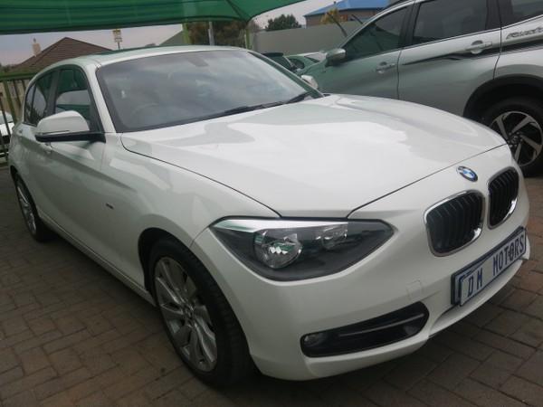 2012 BMW 1 Series 118i M Sport Line 5dr At f20  Gauteng Rosettenville_0