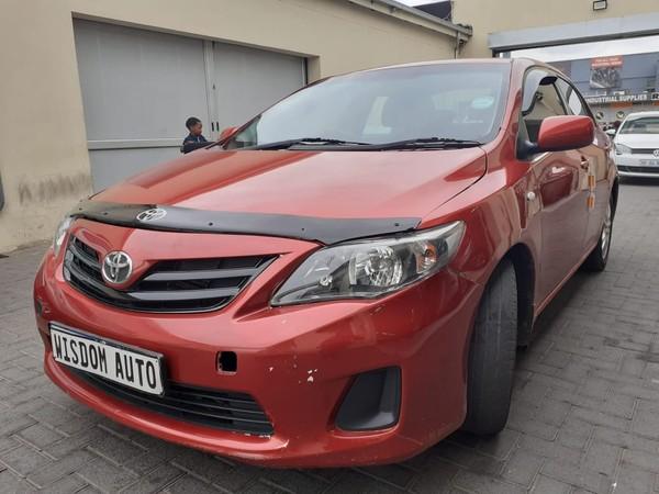 2009 Toyota Corolla 2.0 D-4d Advanced  Gauteng Johannesburg_0