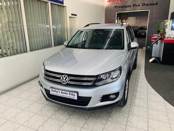 2012 Volkswagen Tiguan 2.0 Tdi Bmot Trend-fun  Eastern Cape Port Elizabeth_0